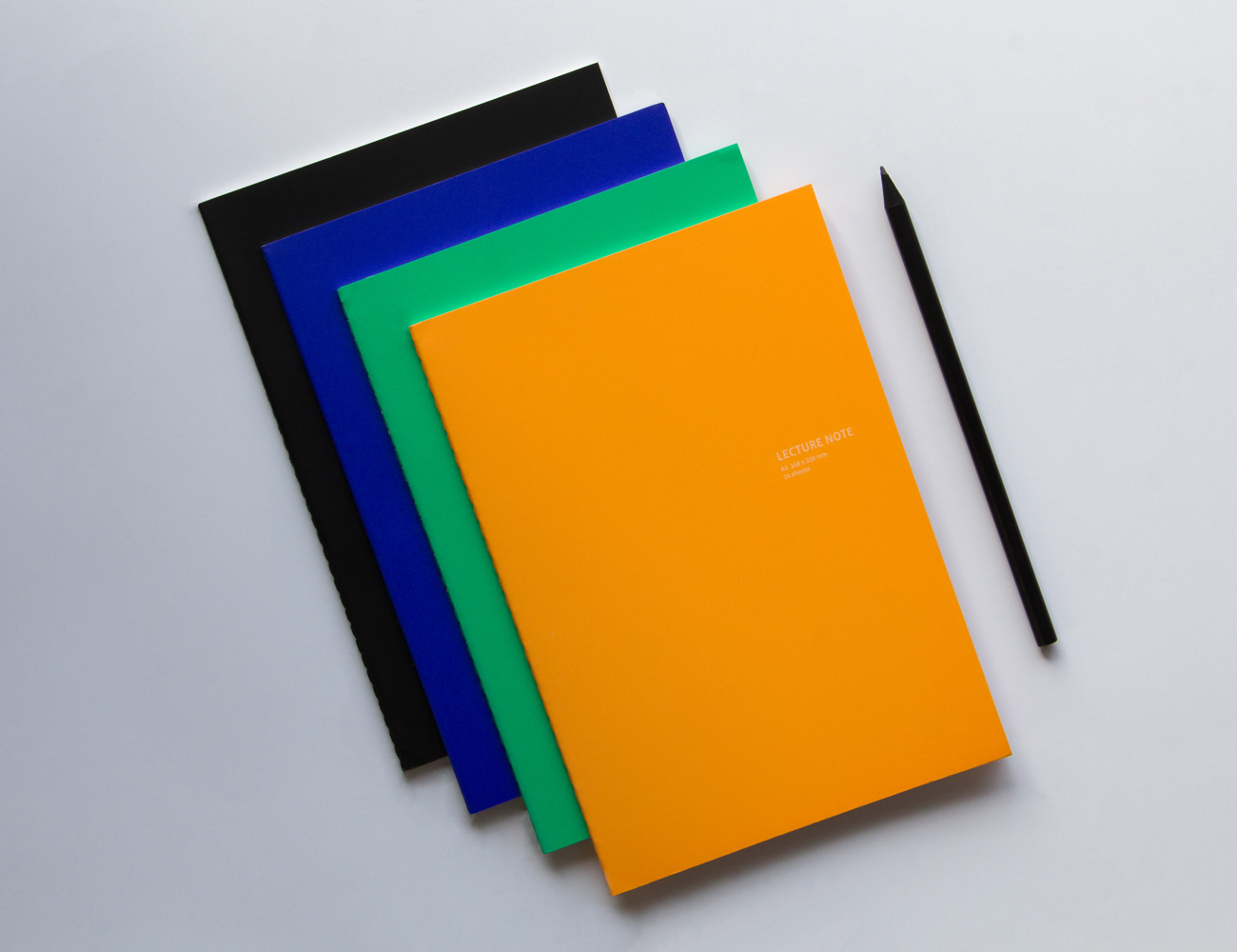 A5 Casual Lecture Note Save Pack X4 【BIG SALE】