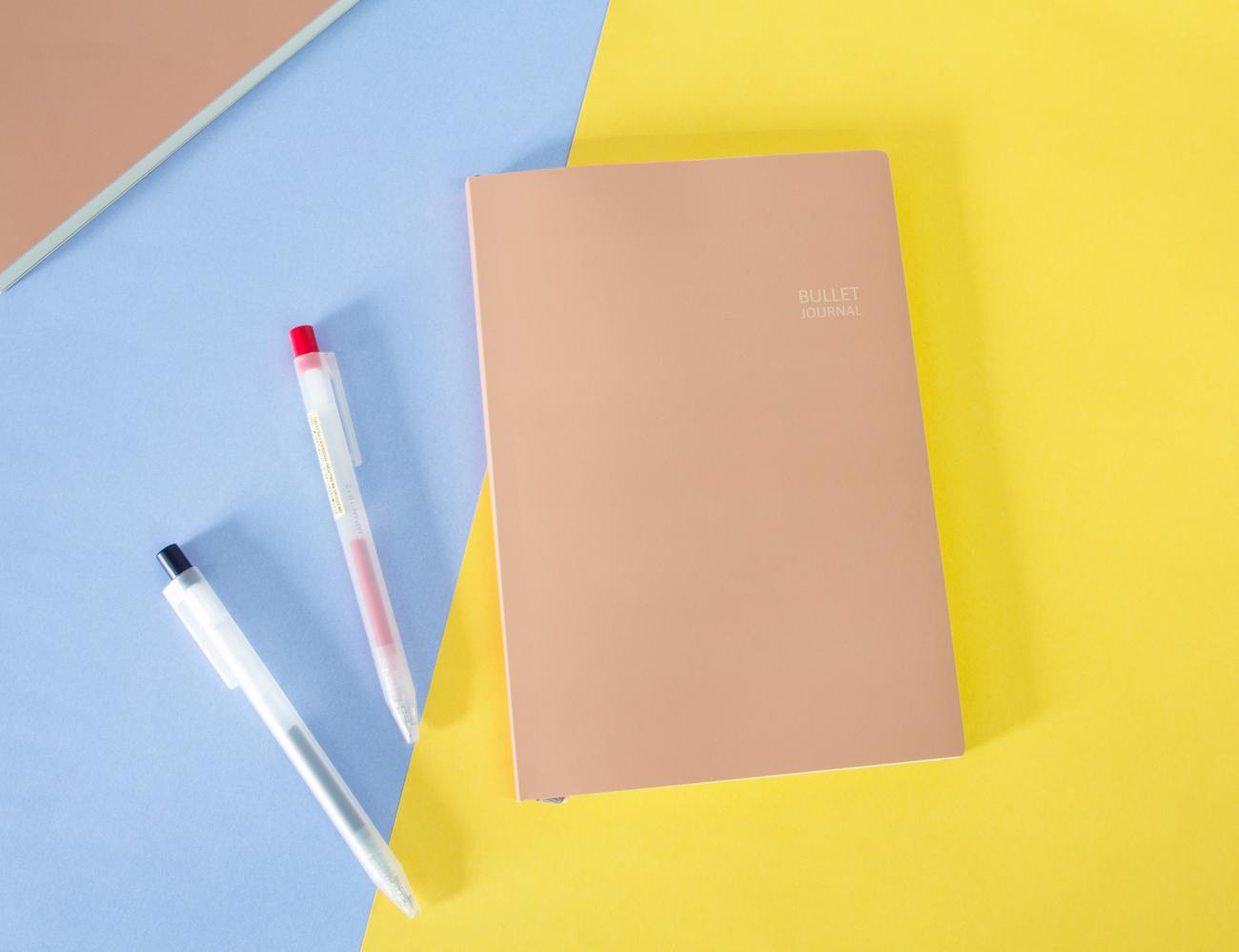 A5 Bullet Journal